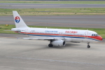 キイロイトリさんが、中部国際空港で撮影した中国東方航空 A320-232の航空フォト(写真)