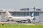 takatakaさんが、成田国際空港で撮影したウィルミントン・トラスト・カンパニー 747-4KZF/SCDの航空フォト(写真)