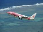 おっつんさんが、新石垣空港で撮影した日本トランスオーシャン航空 737-8Q3の航空フォト(飛行機 写真・画像)