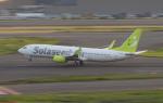 jjieさんが、羽田空港で撮影したソラシド エア 737-86Nの航空フォト(写真)