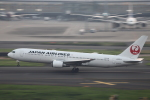 jjieさんが、羽田空港で撮影した日本航空 767-346/ERの航空フォト(写真)