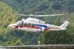 apphgさんが、静岡ヘリポートで撮影した国土交通省 地方整備局 AW139の航空フォト(写真)