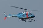 なぞたびさんが、名古屋飛行場で撮影した神奈川県警察 206L-4 LongRanger IVの航空フォト(写真)