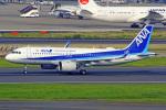 tkosadaさんが、羽田空港で撮影した全日空 A320-271Nの航空フォト(写真)
