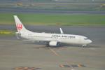 fukucyanさんが、羽田空港で撮影した日本航空 737-846の航空フォト(写真)