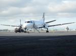 ドリフトダウンさんが、札幌飛行場で撮影した北海道エアシステム 340B/Plusの航空フォト(写真)