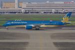 PASSENGERさんが、羽田空港で撮影したベトナム航空 A350-941XWBの航空フォト(写真)