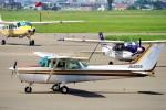 hidetsuguさんが、札幌飛行場で撮影したスカイフォト 172P Skyhawk IIの航空フォト(写真)