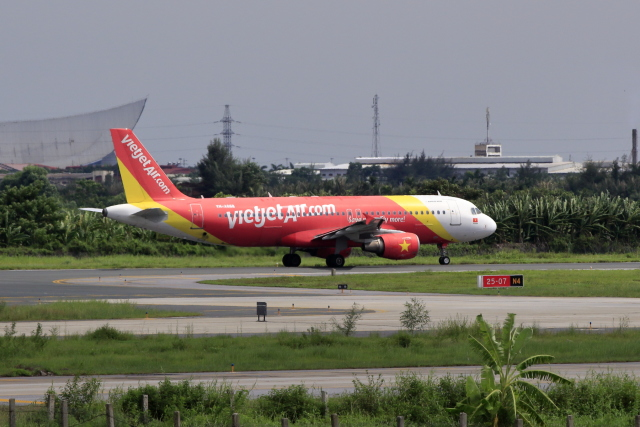 カットビ国際空港 - Cat Bi International Airport [HPH/VVCI]で撮影されたカットビ国際空港 - Cat Bi International Airport [HPH/VVCI]の航空機写真(フォト・画像)