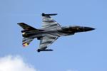 AkiChup0nさんが、フェアフォード空軍基地で撮影したベルギー空軍 F-16AM Fighting Falconの航空フォト(写真)