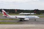 VEZEL 1500Xさんが、成田国際空港で撮影したスリランカ航空 A330-243の航空フォト(写真)