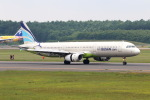 funi9280さんが、新千歳空港で撮影したエアプサン A321-231の航空フォト(写真)