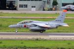 さかなやさんが、小松空港で撮影した航空自衛隊 T-4の航空フォト(写真)