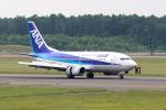 funi9280さんが、新千歳空港で撮影したANAウイングス 737-5L9の航空フォト(飛行機 写真・画像)