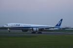 yonsuさんが、伊丹空港で撮影した全日空 777-381/ERの航空フォト(写真)