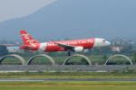 やまさんが、ノイバイ国際空港で撮影したエアアジア A320-216の航空フォト(写真)