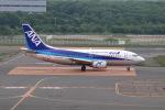 funi9280さんが、新千歳空港で撮影したANAウイングス 737-54Kの航空フォト(写真)