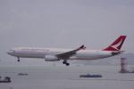 JA8037さんが、香港国際空港で撮影したキャセイドラゴン A330-342の航空フォト(写真)