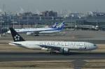 garrettさんが、羽田空港で撮影した全日空 777-281の航空フォト(写真)