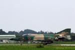 湖景さんが、茨城空港で撮影した航空自衛隊 RF-4E Phantom IIの航空フォト(写真)