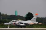 湖景さんが、茨城空港で撮影した航空自衛隊 T-4の航空フォト(写真)