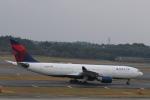 kikiさんが、成田国際空港で撮影したデルタ航空 A330-223の航空フォト(写真)