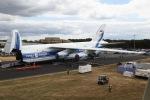 ファインディングさんが、ファンボロー空港で撮影したヴォルガ・ドニエプル航空 An-124-100 Ruslanの航空フォト(写真)