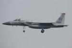 コギモニさんが、小松空港で撮影したアメリカ空軍 F-15C-35-MC Eagleの航空フォト(写真)