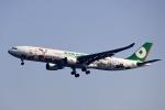 kaeru6006さんが、羽田空港で撮影したエバー航空 A330-302Xの航空フォト(写真)