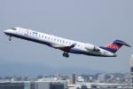 NANASE UNITED®さんが、伊丹空港で撮影したアイベックスエアラインズ CL-600-2C10 Regional Jet CRJ-702の航空フォト(写真)