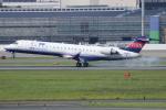 NANASE UNITED®さんが、伊丹空港で撮影したアイベックスエアラインズ CL-600-2C10 Regional Jet CRJ-702ERの航空フォト(写真)
