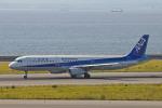 apphgさんが、中部国際空港で撮影した全日空 A321-131の航空フォト(写真)