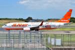 mojioさんが、成田国際空港で撮影したチェジュ航空 737-8ASの航空フォト(写真)