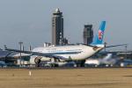 mameshibaさんが、成田国際空港で撮影した中国南方航空 A330-323Xの航空フォト(写真)