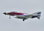 じーく。さんが、千歳基地で撮影した航空自衛隊 F-4EJ Kai Phantom IIの航空フォト(写真)