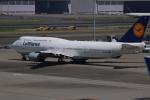 767さんが、羽田空港で撮影したルフトハンザドイツ航空 747-830の航空フォト(写真)