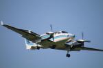 myoumyoさんが、福岡空港で撮影した海上保安庁 B300の航空フォト(写真)