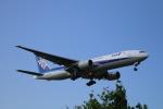 myoumyoさんが、福岡空港で撮影した全日空 777-281の航空フォト(写真)
