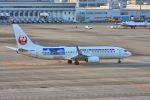 wunalaさんが、中部国際空港で撮影した日本トランスオーシャン航空 737-8Q3の航空フォト(写真)