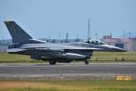デルタおA330さんが、横田基地で撮影したアメリカ空軍 F-16CM-50-CF Fighting Falconの航空フォト(写真)