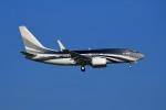 kamerajiijiさんが、羽田空港で撮影したケイマン諸島企業所有 737-7JW BBJの航空フォト(写真)