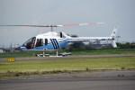 kumagorouさんが、仙台空港で撮影した海上保安庁 505 Jet Ranger Xの航空フォト(飛行機 写真・画像)
