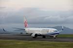 VEZEL 1500Xさんが、静岡空港で撮影したチャイナエアライン 737-8Q8の航空フォト(写真)