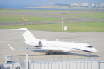 BELL602さんが、新潟空港で撮影したウェルズ・ファーゴ・バンク・ノースウェスト BD-700 Global Express/5000/6000の航空フォト(写真)