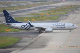キイロイトリさんが、関西国際空港で撮影した大韓航空 737-8B5の航空フォト(写真)