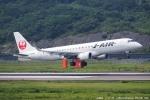 tabi0329さんが、長崎空港で撮影したジェイ・エア ERJ-190-100(ERJ-190STD)の航空フォト(写真)