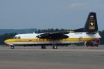 zettaishinさんが、ウェストオーバー予備役空軍基地で撮影したアメリカ陸軍 C-31A Troopship (F-27-400M)の航空フォト(写真)