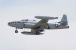 zettaishinさんが、ウェストオーバー予備役空軍基地で撮影したACE MAKER AVIATION LLC T-33 Shooting Starの航空フォト(写真)
