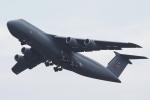 zettaishinさんが、ウェストオーバー予備役空軍基地で撮影したアメリカ空軍 C-5M Super Galaxyの航空フォト(写真)