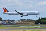 mojioさんが、成田国際空港で撮影したフィリピン航空 A321-231の航空フォト(飛行機 写真・画像)